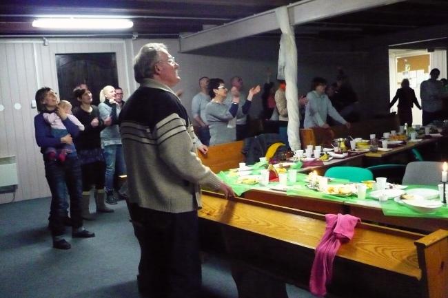 Kościół Zielonoświątkowy w Miastku Wielki Czwartek