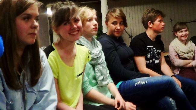 Kościół Zielonoświątkowy w Miastku Piątek/sobota - spotkanie młodziezowe