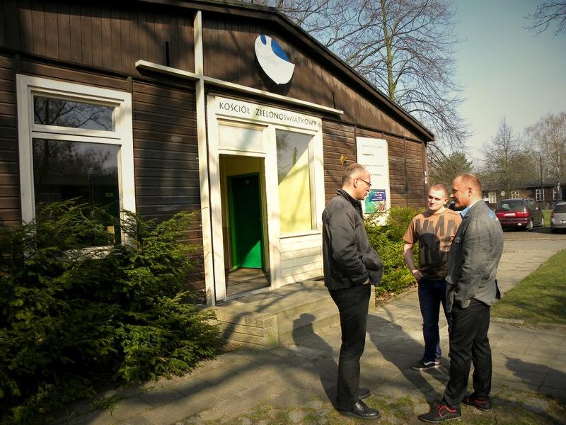 Kościół Zielonoświątkowy w Miastku Spotkanie poświęcone GN w Poznaniu