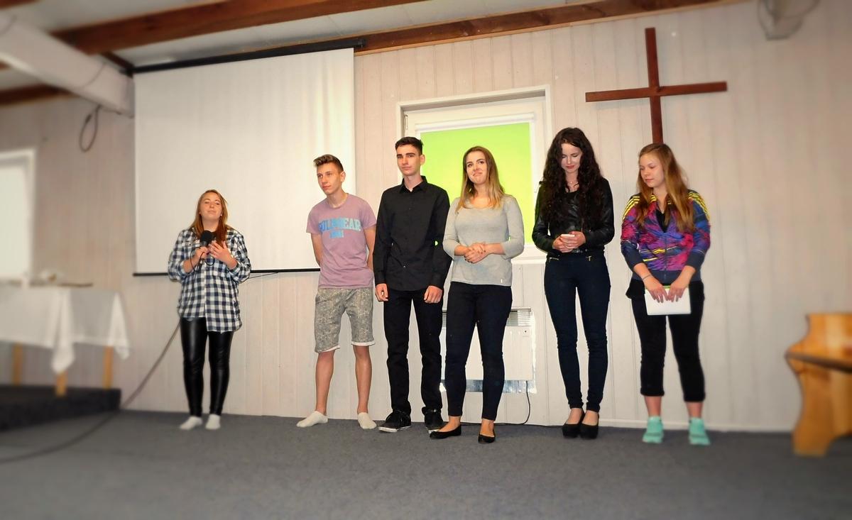 Kościół Zielonoświątkowy w Miastku Zakończenie roku szkolnego