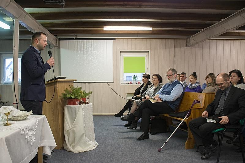 Kościół Zielonoświątkowy w Miastku Zjednoczeni w modlitwie