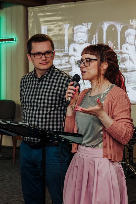 Kościół Zielonoświątkowy w Miastku Radosław i Ela Siewniak w Miastku